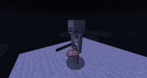 RedCraft: Lowbudget skeleton