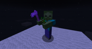 RedCraft: Zombie farmář