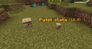 RedCraft - Pytel Zlata (Bag of gold)