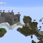 RedCraft - pohled na starý spawn