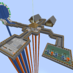RedCraft - skyblock spawn