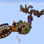 RedCraft - staré lobby (úplně na začátku)